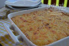 Esta receta con patata, huevo y atún seguro que se convertirá en un plato habitual en tu casa. Nos cuenta cómo elaborarla la autora del blog SACA EL CUCHARÓN.