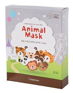Berrisom Animal Mask Sheets 7 Series Set-Tiger Panda Raccoon Sheep Cat Dog Monkey Berrisom http://www.amazon.co.uk/dp/B00WZO770K/ref=cm_sw_r_pi_dp_Cd6qvb1E7M0HF