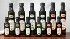 Here is DeCarlo infused extra virgin olive oil from Bari, Italy. Olive Oils, Bari, Gourmet Recipes, Italy, Foods, Bottle, Food Food, Food Items, Flask