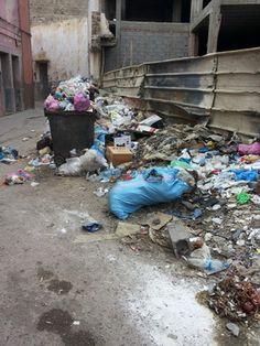 El Jadida: une poubelle à ciel ouvert