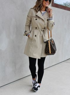 A closet staple: the trench coat | my kind of sweet | spring style outfit idea | stylish mom | audrey hepburn | classic style | fashion