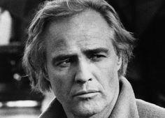 Marlon Brando... kept his devilishly good looks♥