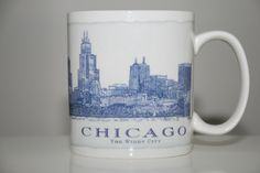 Starbucks City Mugs Chicago!!! I've searched so many stores back home looking for this! Big Wish!