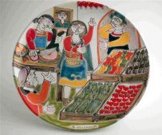 Ceramica De Simone Catania.8 Best Desimone Italian Pottery Images In 2016 Italian Pottery