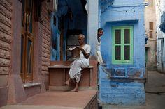 Jodhpur, India | Home Again by Steve McCurry
