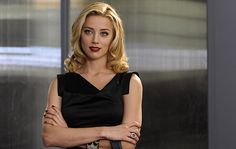 dress. Amber Heard Syrup Movie