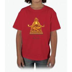 The Dude Budha The Big Lebowski Young T-Shirt