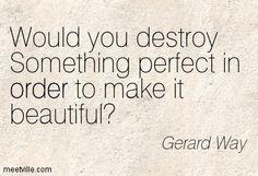 Quotes of Gerard Way