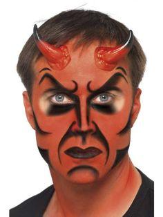 Afbeeldingsresultaat voor schmink duivel