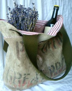 Great Britain Post - Yah Bag style! Eco-friendly bags made with vintage, reused, recycled, and repurposed materials