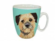 Tiermotiv TassenHunde Motiv Tasse: Border Terrier