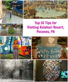 Top 10 Tips for Visiting Kalahari Resort in the Poconos, PA
