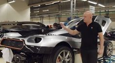 Inside Koenigsegg Looks At The One:1's Active Rear Wing. Incredible stuff!