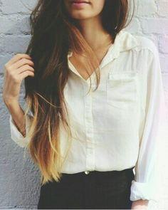 Gosh I miss my long hair.