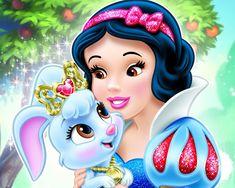 [Visit to Buy] ZOOYA DIY Diamond Painting cross stitch cartoon girl picture diamond embroidery pattern mosaic puzzle painting rhinestone art Disney Pixar, Disney Art, Walt Disney, Disney Princess Snow White, Snow White Disney, Frozen Princess, Princess Cartoon, Girl Cartoon, Snow White Wallpaper