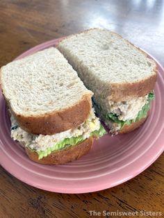 Copycat Chick-fil-a Chicken Salad Sandwich