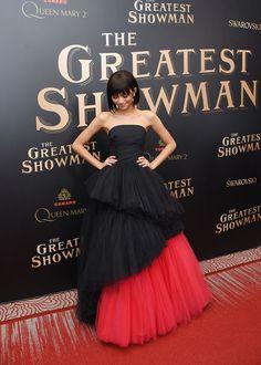 Zendaya Coleman In Viktor & Rolf – 'The Greatest Showman' World Premiere 2017