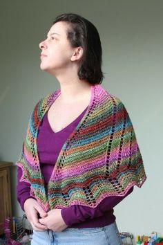 Alyssum knitting pattern by DutchKnittingDesign on Etsy, $7.00