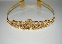 Princess Tiara (gold)