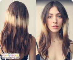 Fall 2013 Hair Trend: Splashlights