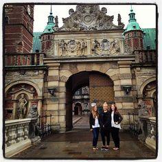 nadiagramstrup #family #castle #denmark #frederiksborg @jesse sechrest @Carly Catherine