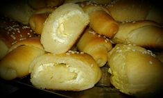 Macedonian Food, Savoury Baking, Macarons, Cake Recipes, Cooking Recipes, Bread, Cookies, Quotes, Kitchens