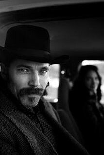 Tim Rozon as Doc Holliday in Wynonna Earp <<his head does look naked now