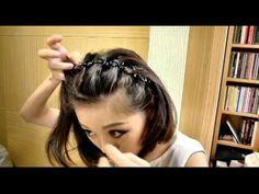 twist n clip hair band