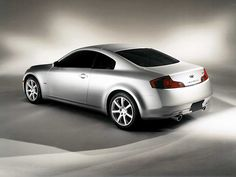 Infiniti- This is the car I would like to be driving!