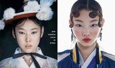 單眼皮之美:韓國最新的時尚長相,就是不動刀的自然臉孔 1