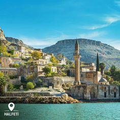 Halfeti Türkiye