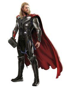 Thor - Transparent by Asthonx1 on DeviantArt