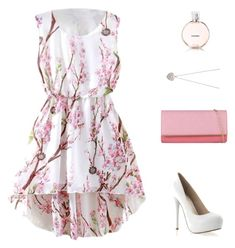 Untitled #582 by patrisha175 on Polyvore featuring polyvore, fashion, style, ALDO, Accessorize and Chanel