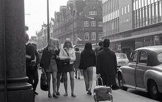 Kings Road, Chelsea. 1960s. #oldlondon