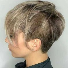2018 Short Hairstyle – 16