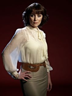 Alex Drake - Keely Hawes - Ashes to Ashes