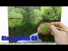 #85 Glazing with Oil Paints | Michael James Smith - YouTube