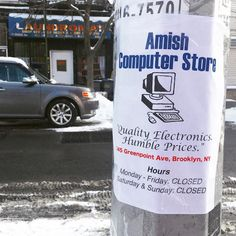 Funny pictures about Amish PC Store. Oh, and cool pics about Amish PC Store. Also, Amish PC Store photos. Funny Signs, Funny Memes, Youre Doing It Wrong, Lol, Computer Technology, My Horse, Free Website, Amish, Funny Photos