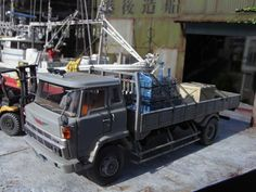 Shipyard 1/35 Scale Model Diorama