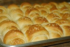 Mennonite Girls Can Cook: Refrigerator Potato Rolls