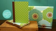 We especially love paper products, and these are green, so they're socially responsible (is that possible?)