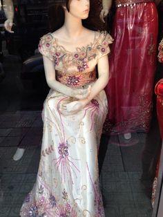 #algeriantraditionaldresses Blousa d'oran * Algeria-Algérie
