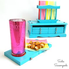 One Stop Snack Station |Sadie Seasongoods - Highlighted on #HomeMattersParty 100