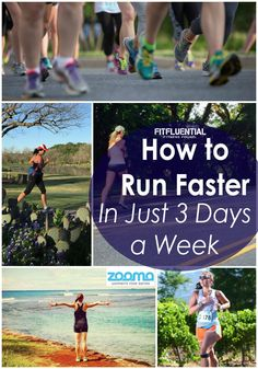 How to Run Faster in Just 3 Days a Week