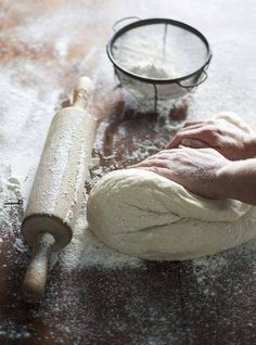 Remember making bread at home?
