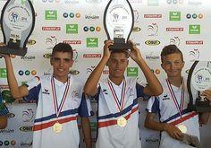 Varennes-sur-Allier, les Jeunes sont sacrés - Championnats de France - ARTICLES…