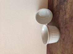 Cups by Enomoto Gakkan. 榎本合歓さんの器です。