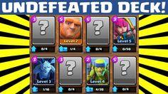 Best Clash Level 4 Deck Card for Royale http://ift.tt/1STR6PC