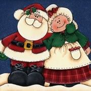 Santa's for Everyone by Colleen Parry