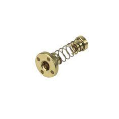 Threaded Rod Lead Screws DIY CNC 3D Printer Parts T8 Anti Backlash Spring Loaded Nut Elimination Gap Nut for 8mm //Price: $1.62//     #onlineshop